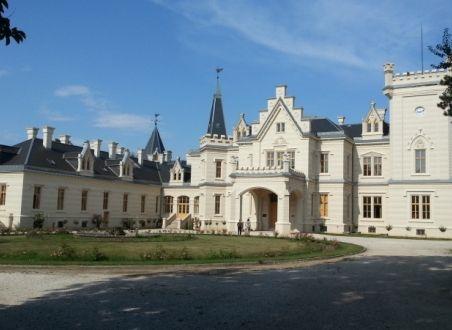 Fehérvárcsurgó, Károlyi-kastély » KirándulásTippek