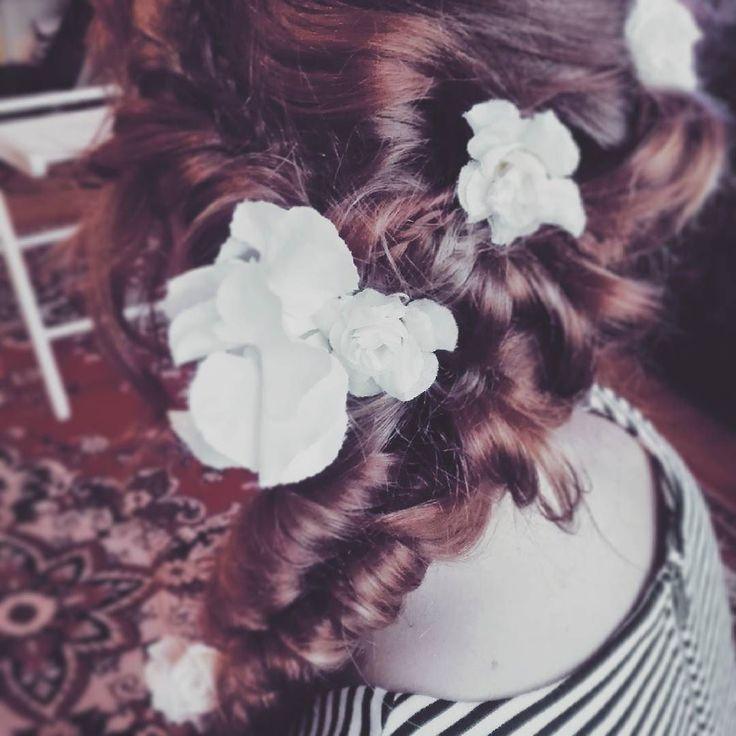 #365daysofbraids #day35 #romantyczny #warkocz #hairchallenge #braidschallenge #wyzwanie #fryzura #dlugiewlosy #longhair #instabraids #hairoftheday