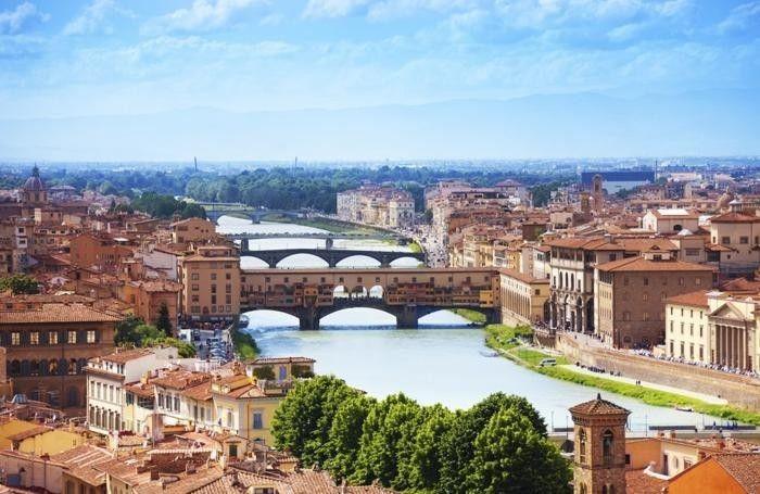 Non c'è veramente niente di interessante in questa città - Firenze