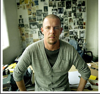 Lee Alexander McQueen, CBE (17 March 1969 – 11 February 2010) was a British fashion designer and couturier best known for his in-depth knowledge of bespoke British tailoring, his tendency to juxtapose strength with fragility in his collections, as well as the emotional power and raw energy of his provocative fashion shows.[opinion][2] He is also known for having worked as chief designer at Givenchy from 1996 to 2001 and for founding his own Alexander McQueen label. (wiki)