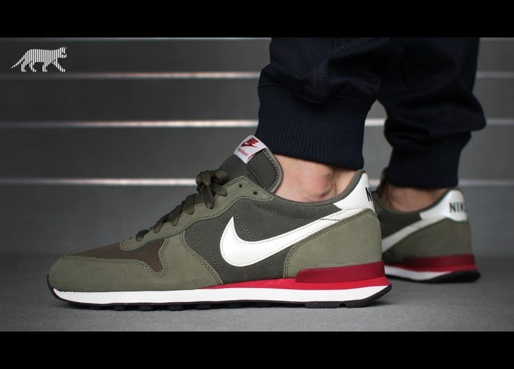 premium selection f0bcf a833a ... closeout nike internationalist in exclusive prism pink nike ownit2017 nike  internationalist leather cargo khaki sail medium