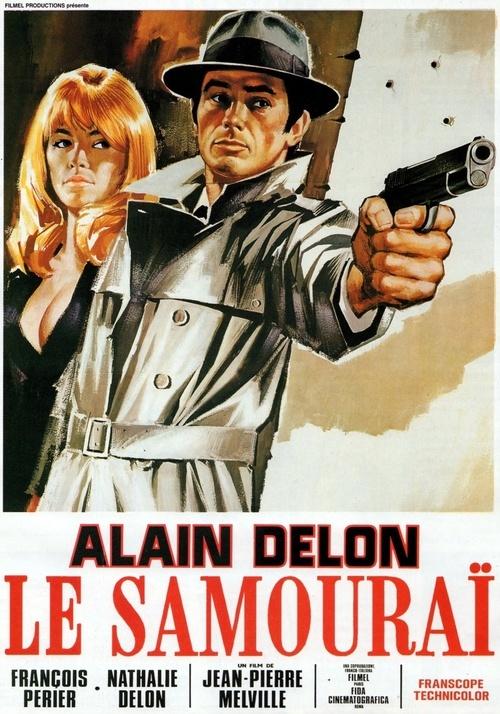Le Samourai (1967), dir. Jean-Pierre Melville