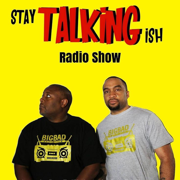 Tune into the Stay Talking Ish radio show tonight from 6-8pm EST using the FREE #BigBadRadio app! You can also replay any of our shows anytime at BigBadRadio.com or through the iTunes podcast app.  #oldschoolhiphop #artists #tgif #goodmusic #music #realhiphop #philly #radio #hiphop #listen #phillysupportphilly #ish #internetradio #staytalkingishradioshow #blackradio #blackcreatives #stay #talkingshit #international #tunein #tonight #talkradio #staytalkingishpodcast