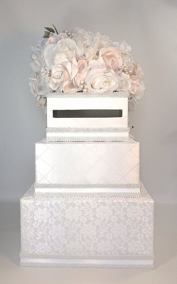 Popolare 41 best Wedding - Money Box images on Pinterest | Gift card boxes  VA43