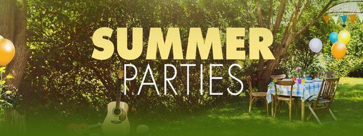 Summer Parties - organizeaza cele mai bune petreceri de vara cu ajutorul Apple | iDevice.ro
