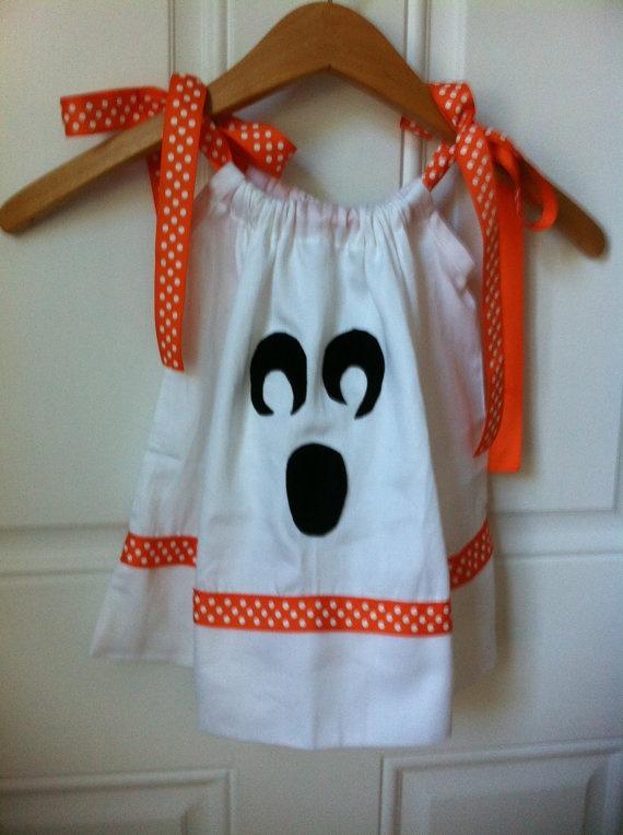 Ghost Halloween Pillowcase Dress 18 Month by kidsinacandyshop $18.00 & Best 25+ Halloween pillowcase dress ideas on Pinterest ... pillowsntoast.com