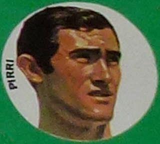 Pirri. España. 1971-72. Cromos Bruguera. Todo.