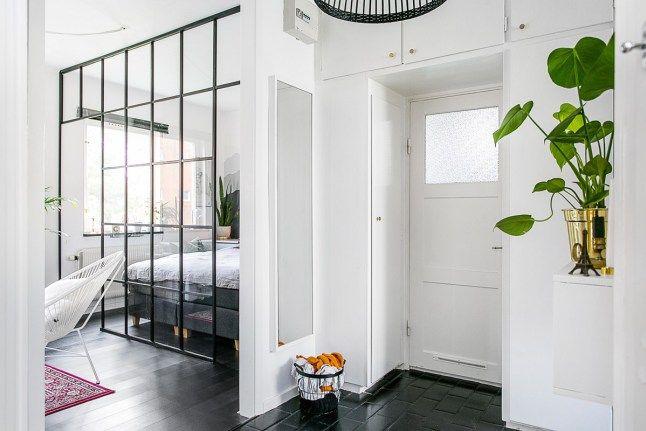 Wonen in een studio. Meer interieur inspiratie op http://www.wonenonline.nl/interieur-inrichten/