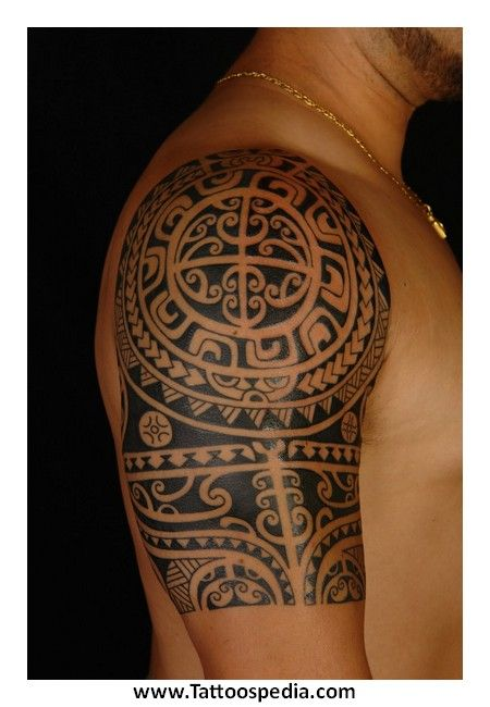 Maori Tattoo Designs For Men 4