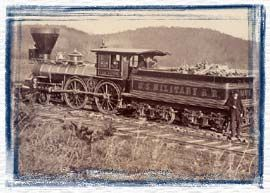 NOV, 18, 1883:  Standard time first used by railroads in the US.  The standard time system was divided into four time zones.   image:  History & info - Standard time began with the railroads