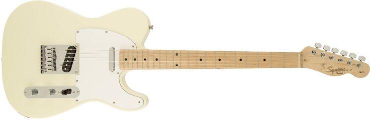 Fender Squier 310202580 Affinity Telecaster (Antique White)