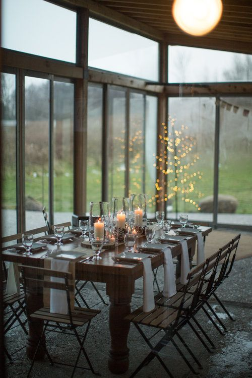 The Enchanted Barn | Rustic Wisconsin Elopement Venue | Hillsdale, WI