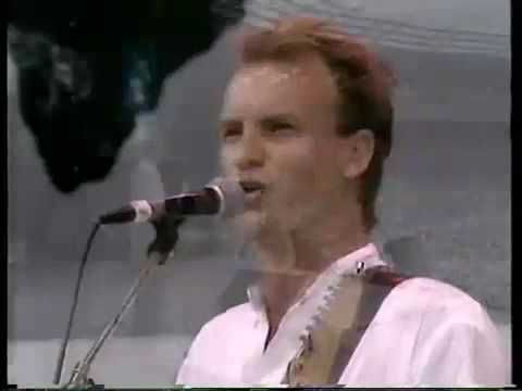 Live Aid  sting- YouTube