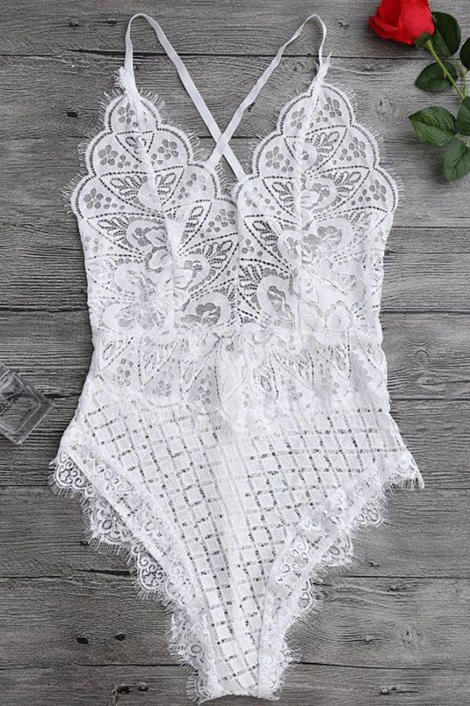 24 Extra Sexy Wedding Lingerie Ideas ❤ See more: http://www.weddingforward.com/wedding-lingerie/ #wedding #lingerie