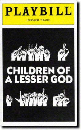 Children of a lesser god summary