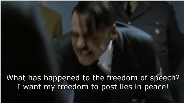 "British Wannabe Fuhrer, Joshua Bonehill, Gets The ""Hitler's Downfall Video"" Treatment!"
