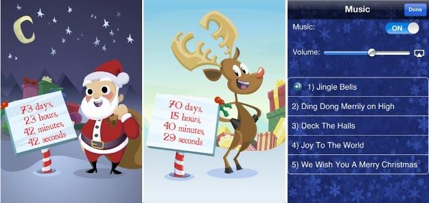 Natale è sempre più vicino! Fai partire il countdown con l'app Sleeps To Christmas #InnovationXmas