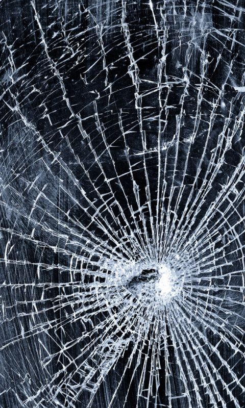 Cracked screen iPhone wallpaper iphone wallpapers