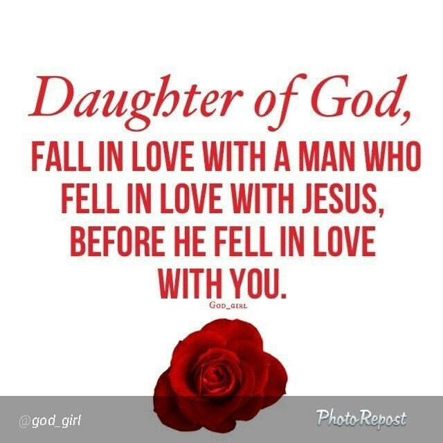 Daughter Of God, FALL I LOVE WITH A MAN WHO FELL IN LOVE
