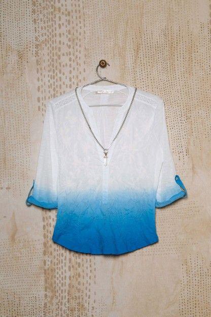 Camisa North Dye