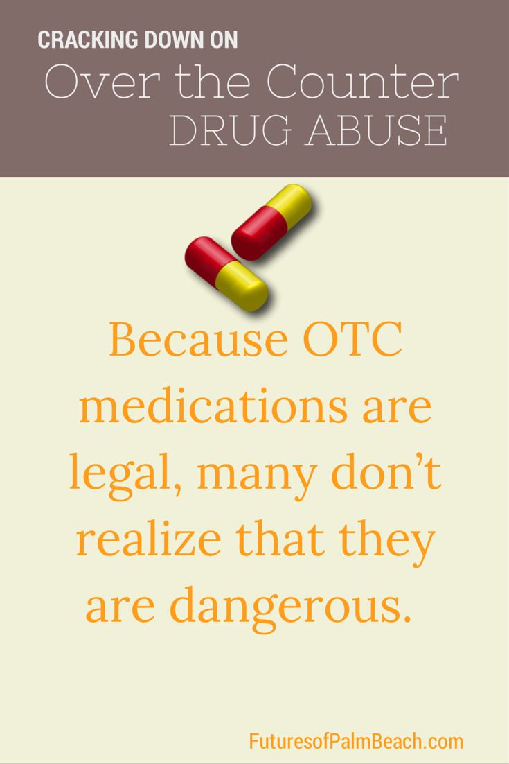 Over-the-Counter Medicines