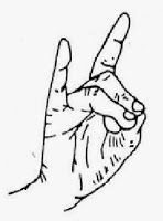 Gesty o właściwościach leczniczych czyli joga dłoni. | PSYCHOLOGIA WYGLĄDU