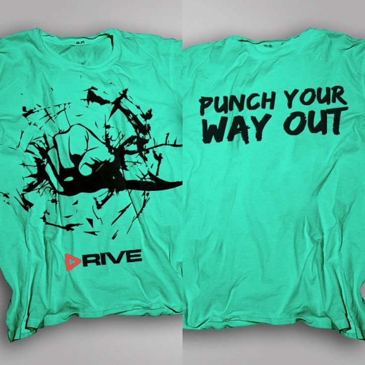 """@drive.style on Instagram: """"Punch your Way Out T-shirt at $20 Order via Insta Message, FB Messenger or e-mail drivestyle.apparel@gmail.com"""""""
