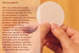 Resultado de imagen para oracion por sacerdotes católicos