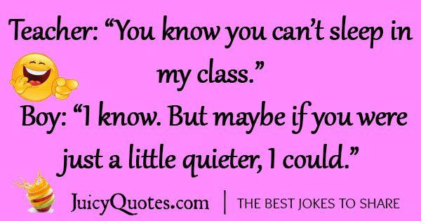 Funny School Joke - 20