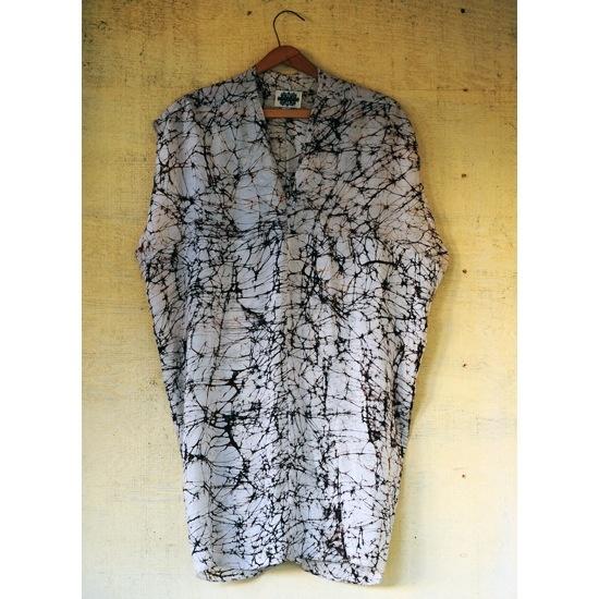 H Fredriksson Batik Dress