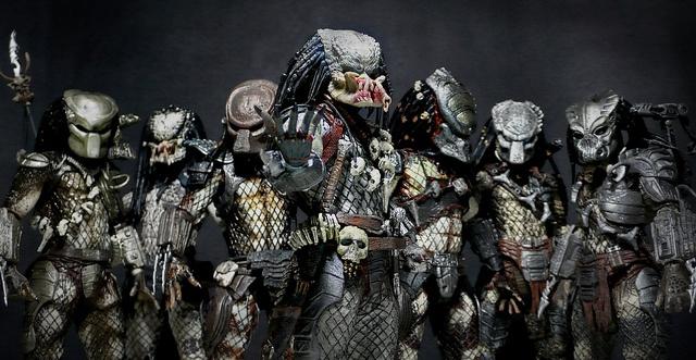 Predator - Brotherhood by Jova Cheung, via Flickr