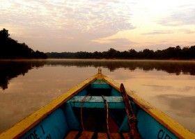 Travel dream of mine to go down the Amazon river in Leticia Colombia.