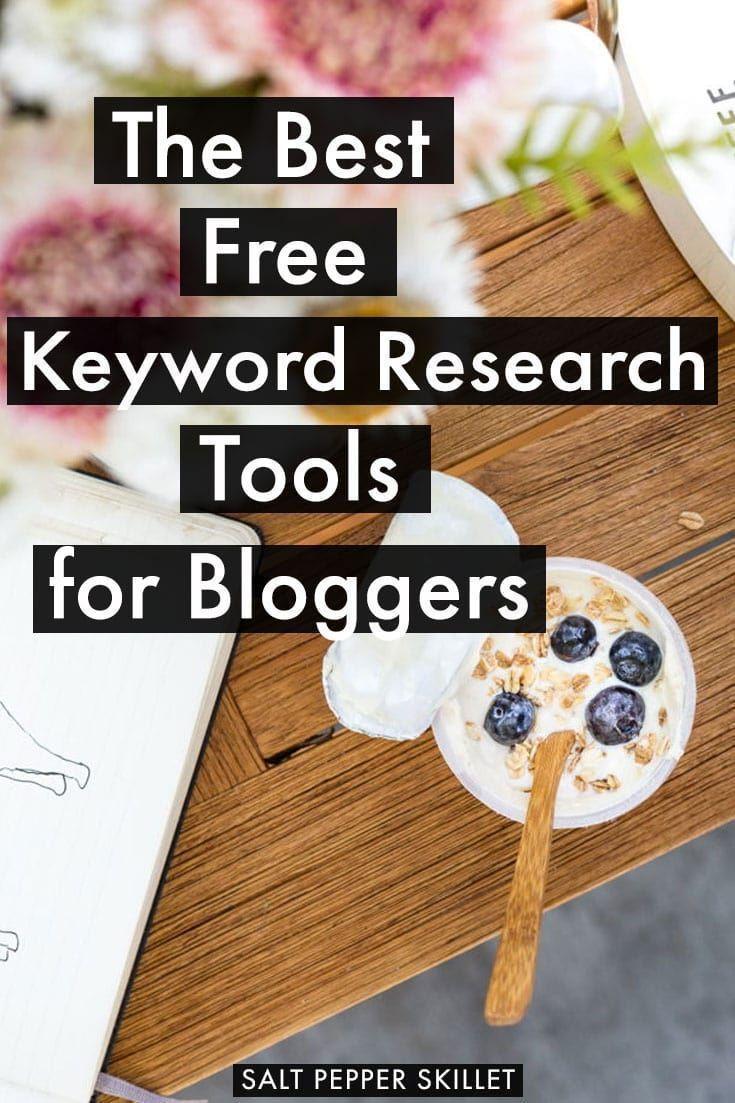 Die besten kostenlosen Keyword-Recherche-Tools für Blogger