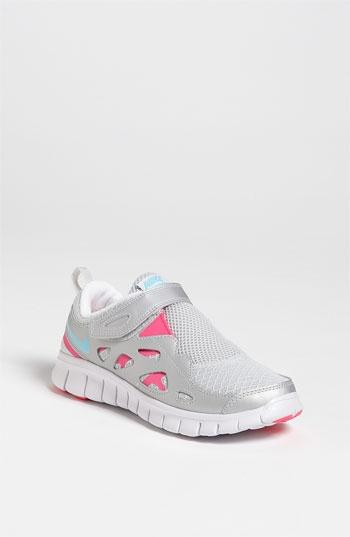 Nike 'Free Run Running Shoe (Little Kid)