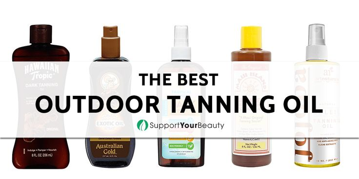 The Best Outdoor Tanning Oil – 2017 Reviews & Top Picks - Check it out here https://supportyourbeauty.com/best-outdoor-tanning-oil/ on Support Your Beauty!  #Oils #beauty