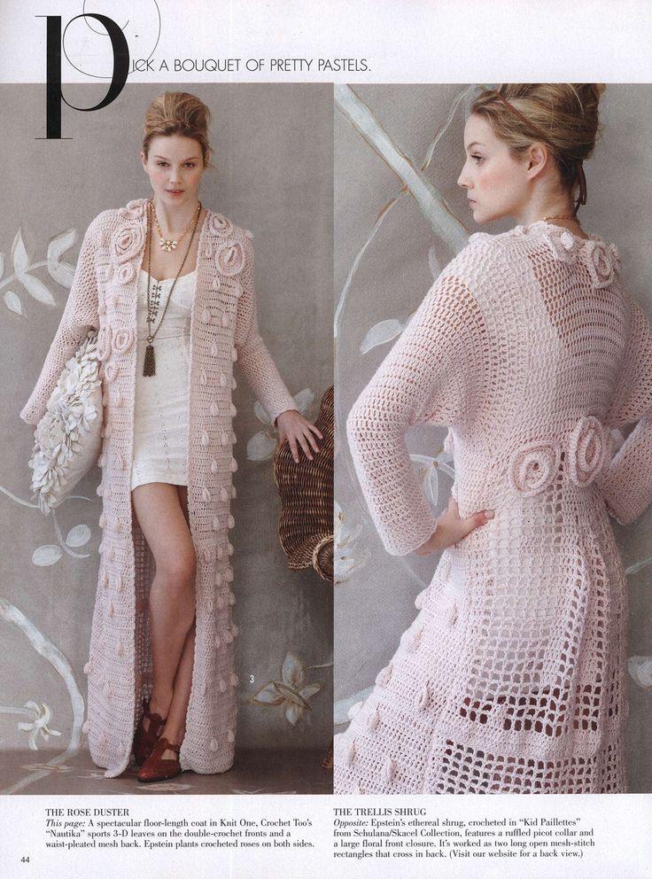 Crochetemoda: Dresses