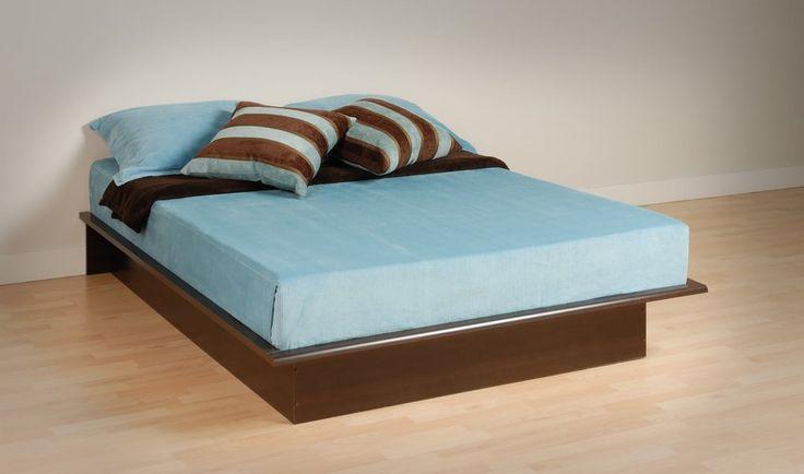 Mejores 10 imágenes de Platform beds without Storage en Pinterest ...