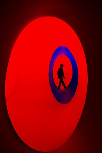 Lewisham People's Day 2009 - inside Colourscape by Triston Wallace, via Flickr