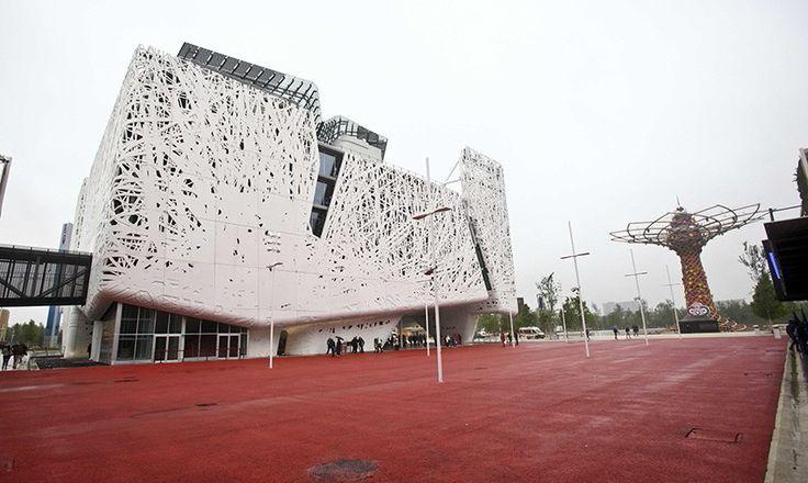 Palazzo Italia EXPO 2015