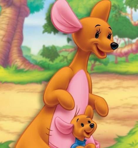 как связать кенгуру из мотивов (с изображениями)   Обои в ...