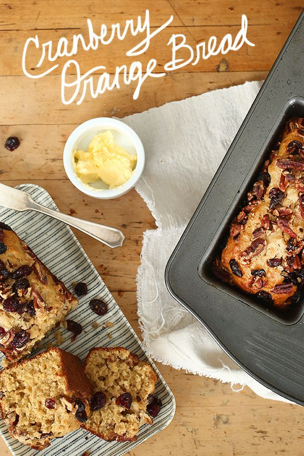 Looking for a simple and easy bread recipe? Cook up this amazing Cranberry Orange Bread made with Quaker® Old Fashioned Oats. You'll love its crisp, golden crust and moist, fluffy center. Plus, it makes a great gift for new neighbors, friends and extended family.