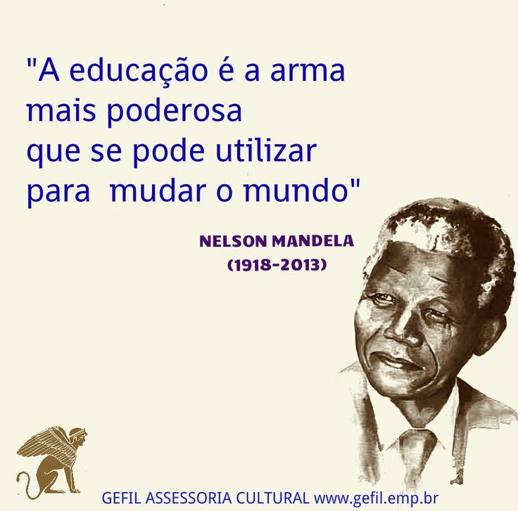 Mandela - educação