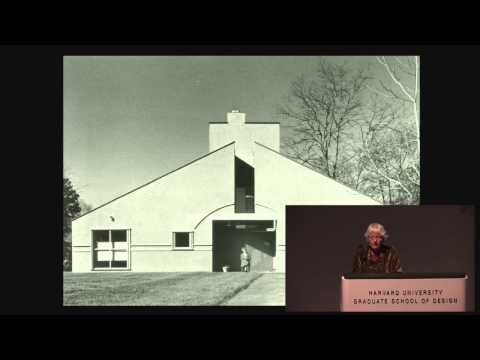▶ Discussions in Architecture: Steven Holl with Preston Scott Cohen - YouTube