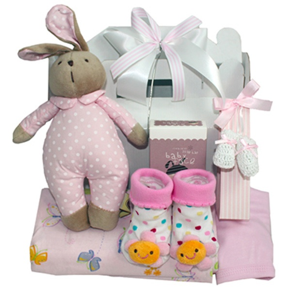 Baby Girl Gift Hamper $95 (AUD) | FREE Delivery | Red Wrappings