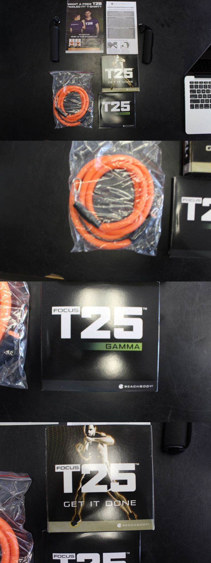 Fitness DVDs 109130: Focus T25 Beachbody 14 Disc Complete Set -> BUY IT NOW ONLY: $40 on eBay!