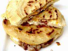 Recipes For Pupusa From El Salvador | Pupusas with Curtido from El Salvador | My Colombian Recipes