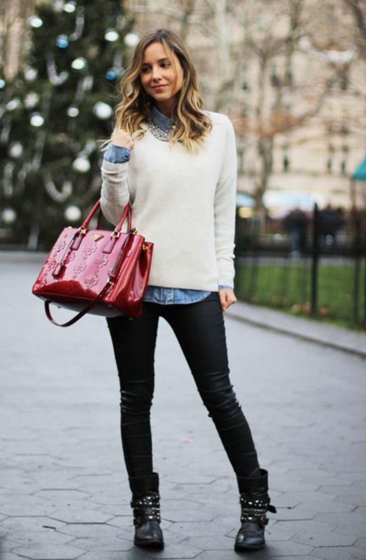Blusa Jeans #Frio