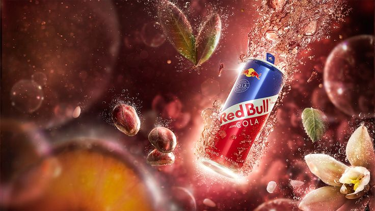 Red Bull Cola - Taylor James