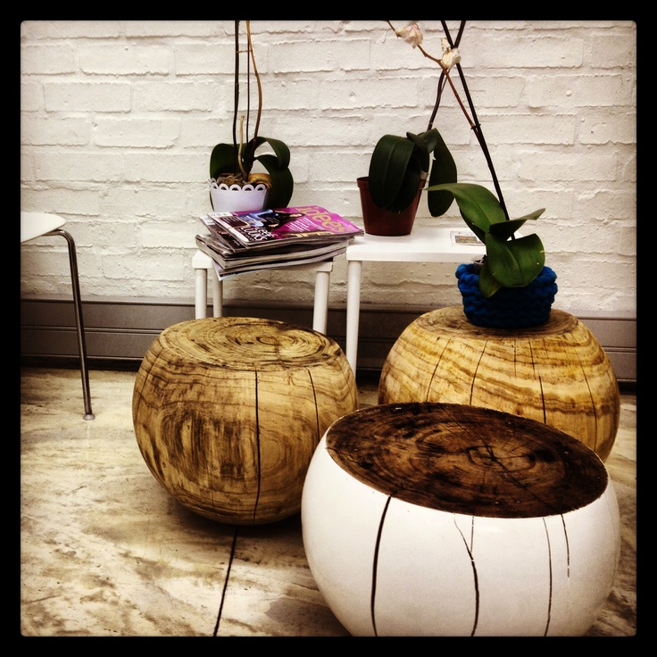 Oh lief- black wood coffee tables