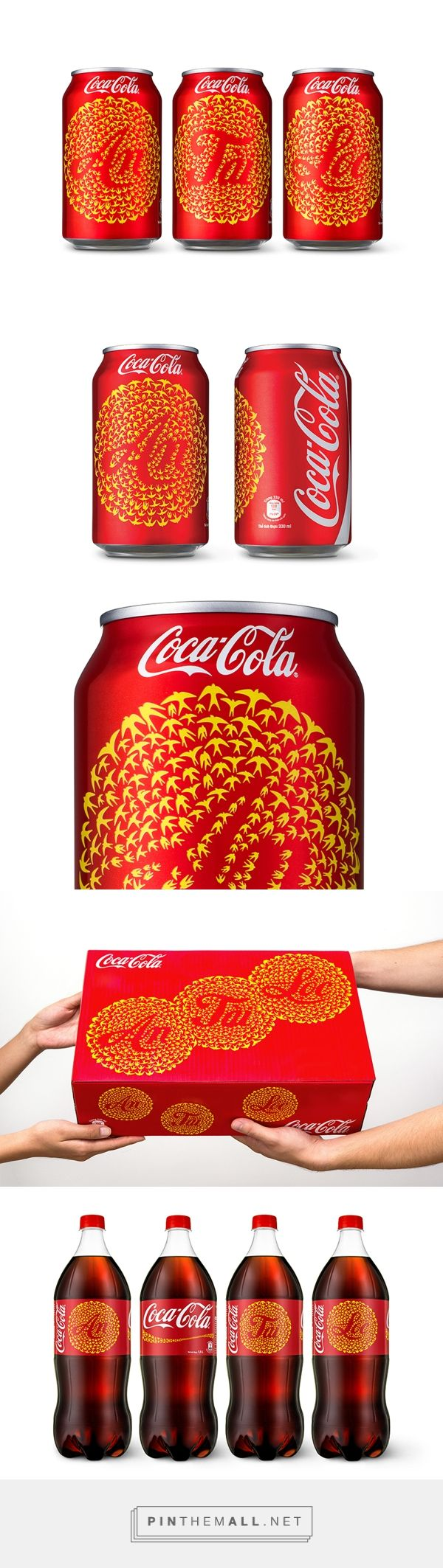 Coca-Cola Tết 2014  Tết (Lunar New Year), is the most celebrated holiday in Vietnam. It's a time for sharing good fortune, happiness and new years wishes with family and friends. Coca-Cola is widely consumed during this festive season.